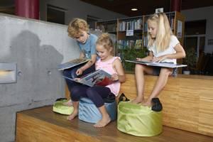 Bilde av GroundMe fotpute 20 cm barn