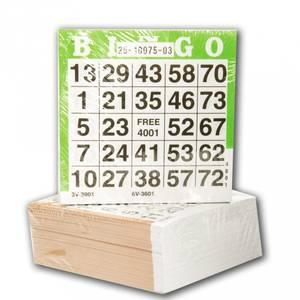 Bilde av Bingo blokk