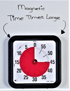 Bilde av Time Timer - Stor med magneter