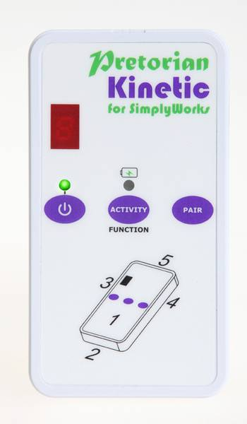 Kinetic for iPad