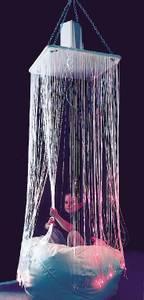 Bilde av Fiberoptisk fossefall