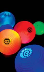 Bilde av Ball Boing med lys og oppheng