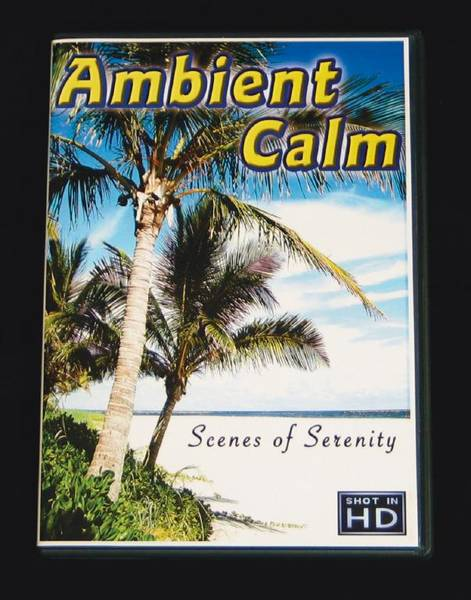 DVD Ambient calm